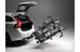 Elite Dolomiti fietsachterdrager 3 fietsen 60kg zwart